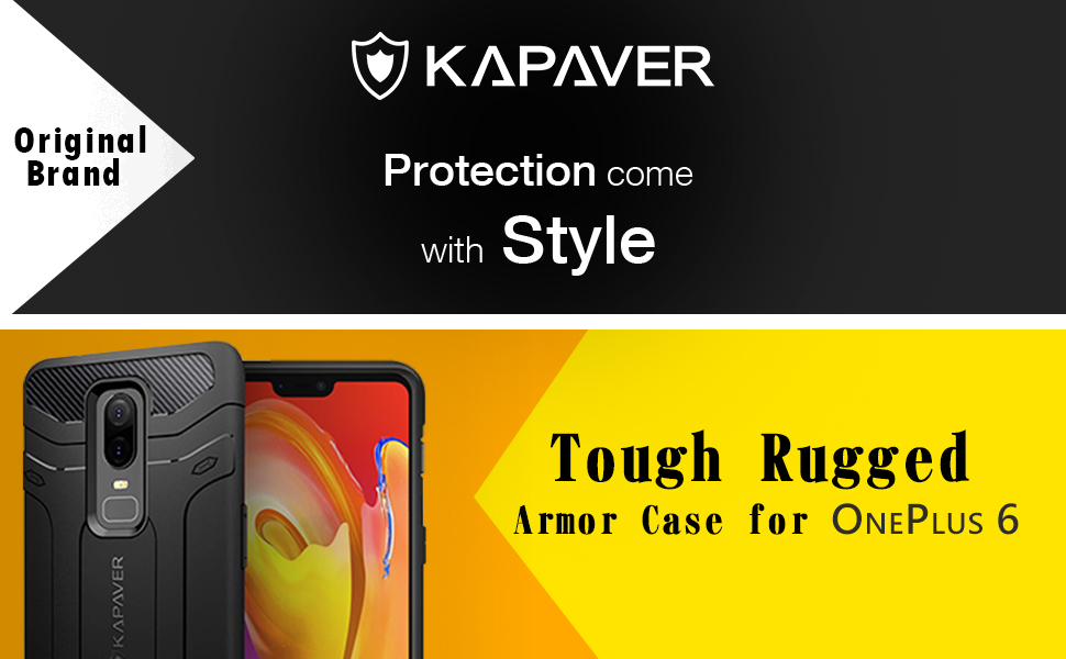 Rugged Case For OnePlus 6