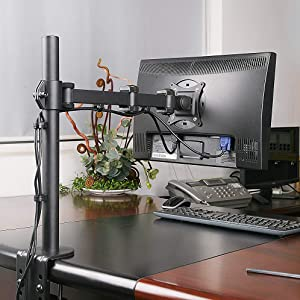 Ergonomic Screen Positioning