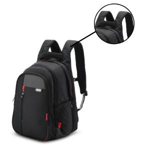 shoulder support bag, laptop backpack, office, executive, travel