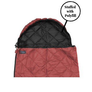 comfortable sleeping bag fr hiking and trekking lovers, camping and hiking lover