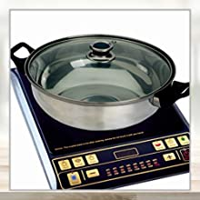Rico Induction Cooktop (Black)