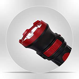 Rico True Chargeable High Power Long Distance Torch Light