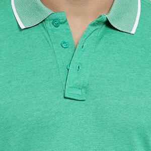 881c56f334b9fa Scott International Men s Cotton Polo T-Shirt  Amazon.in  Clothing ...