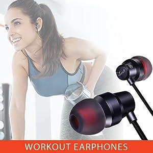 Workout Earphones