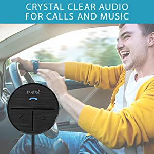 Crystal Clear Audio For Calls And Music