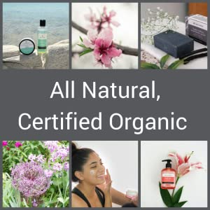 Naturma Natural Certified Organic Ingredients Cutting Edge Products Skincare Non-toxic Safe Healthy