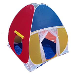 Foldable Kids Igloo Children's Pop up Play Tent House Toy