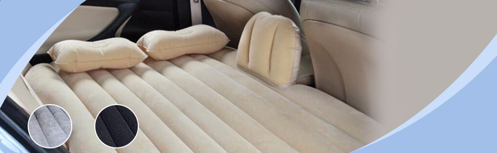 multifunctional inflatable car bed