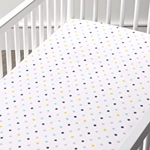 CRIB BED SHEET