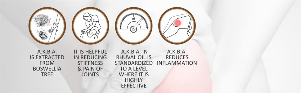 Rhuval Oil Pain Relief Formula