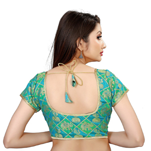 Readymade Stitched green blouses