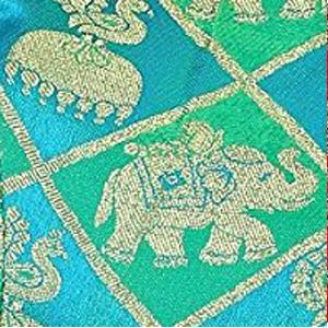 Peacock elephant Design blouses