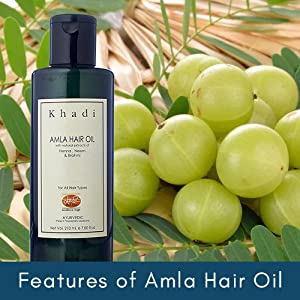 Features of Amla Hair Oil