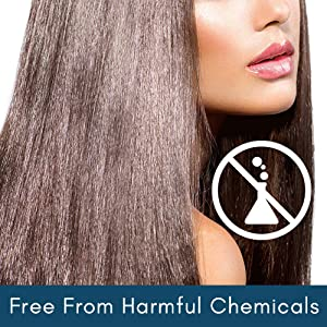 Free From Harmful Chemicals
