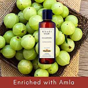 Enriched with Amla
