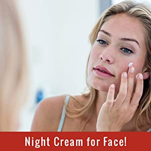 Night Cream for Face!