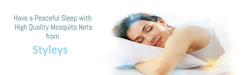 Healthy Sleeping Mosquito Nets