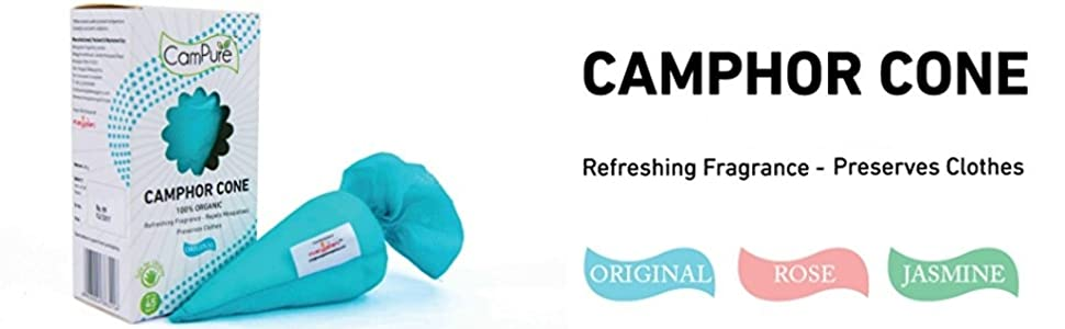 Camphor Cone