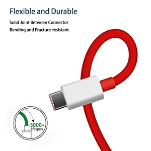 charging cable, type c charging cable, dash charge cable