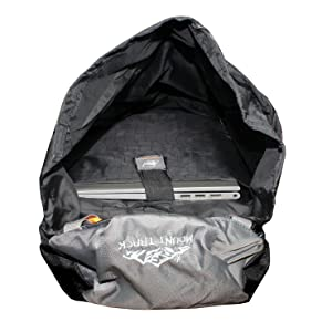MOUNT TRACK 50 Ltr Black Rucksacks  Amazon.in  Bags, Wallets   Luggage d459e8e4f9