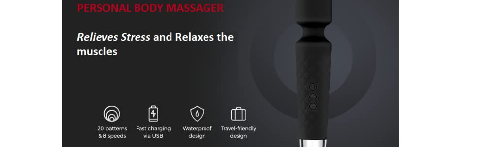 personal body massager for women