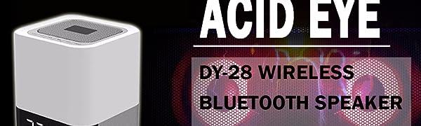 Dy28, Bluetooth Speaker, Wireless Speaker, Bluetooth Speaker under 3000, Wireless Speaker under 3000