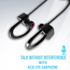 Bluetooth headphone with mic