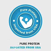 pure protein imported from usa