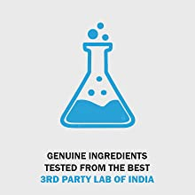 genuine ingredients tested from the best 3rd party lab of india