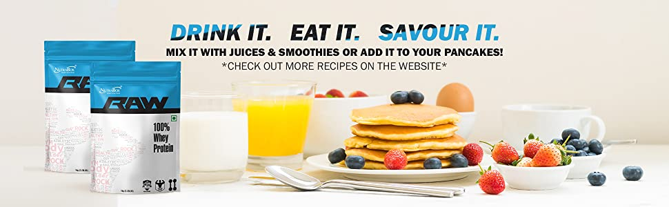 mix it with juices & smoothies or add it to your pancakes drink it eat it savour it