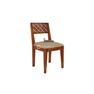 DriftingWood Sheesham Wood 6 Seater Dining Table Set