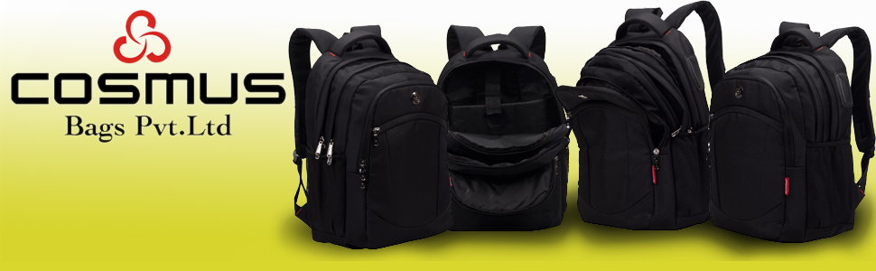 Designed to give ultimate comfort, this school bag from Cosmus is a Multipurpose Backpack Bag