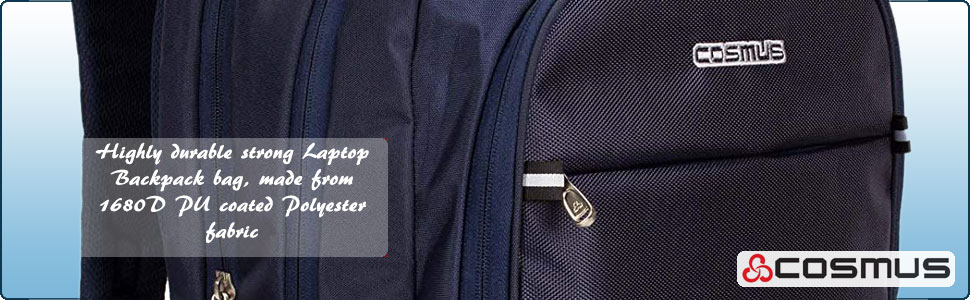 Cosmus Atomic Dx 3 Compartment Large Laptop Bag