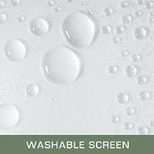 Washable Screen