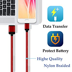 High speed transfer & fast charge cable