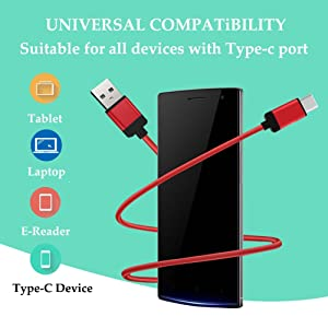 Compatible for Most USB Type-C devices