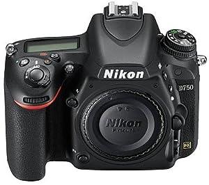 RetinaPix Nikon D750 24.3 Digital SLR Camera Body