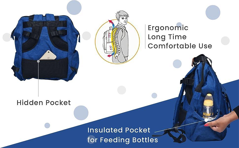 Ergonomic Comfortable Use