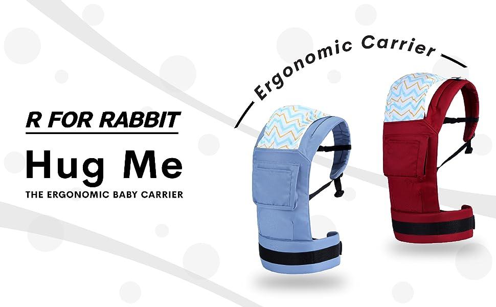 Hug Me Ergonomic Carrier