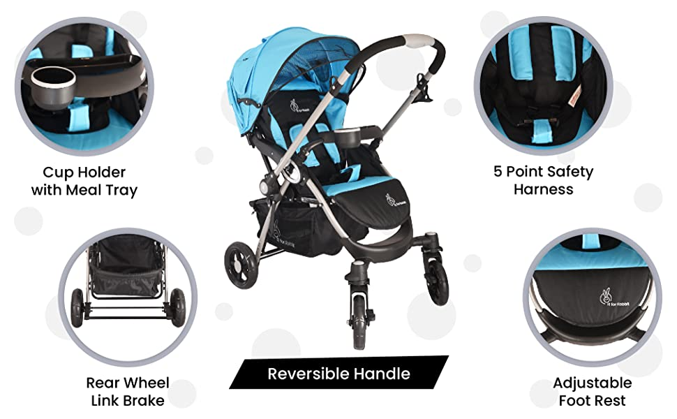 Features for Strollers