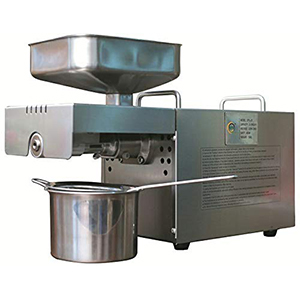 EPS 400W Stainless Steel Oil Maker Machine