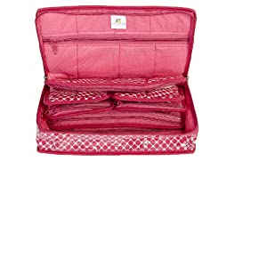 jewellery pouch for locker,kuber industries jewellery pouch,cotton jewellery pouch,jewellery pouch