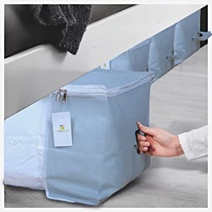 blanket storage bags underbed storage box quilt storage bag underbed storage boxes large storage bag