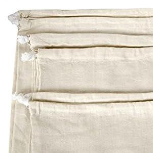 cotton vegetable bag,homestrap,good quality cotton vegetable bag,cotton storage bag for fridge