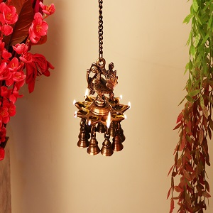 wall hanging decor for living room , wall hanging decor , wall hanging lamp , diya for diwali