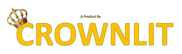 crownlit logo