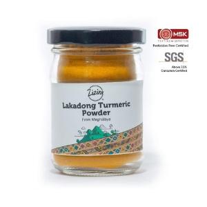 High standard premium zizira lakadong turmeric tested