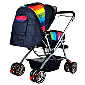 adjustable pram