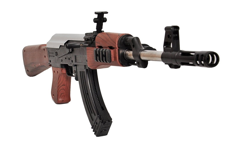 BabyGo Ak 47 Bb Toy Gun with Extra 52 Normal Bullets