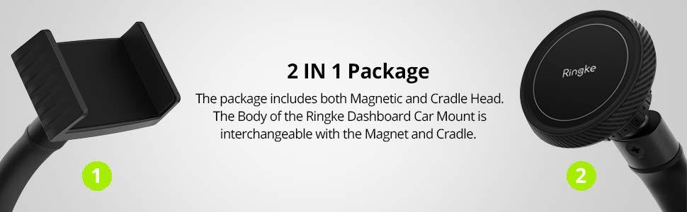 2 in 1 package